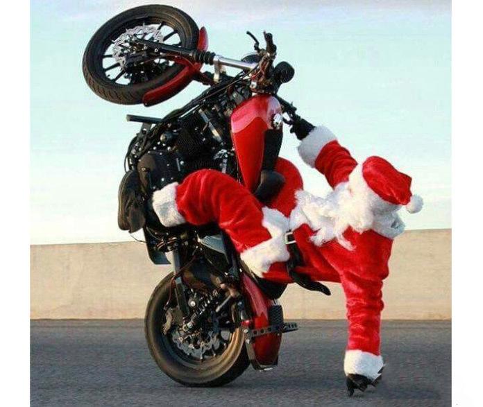 Babbo Natale super