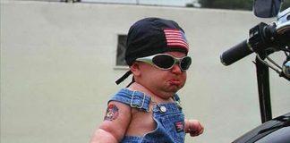 Baby motociclista, lo stai crescendo nel modo giusto?