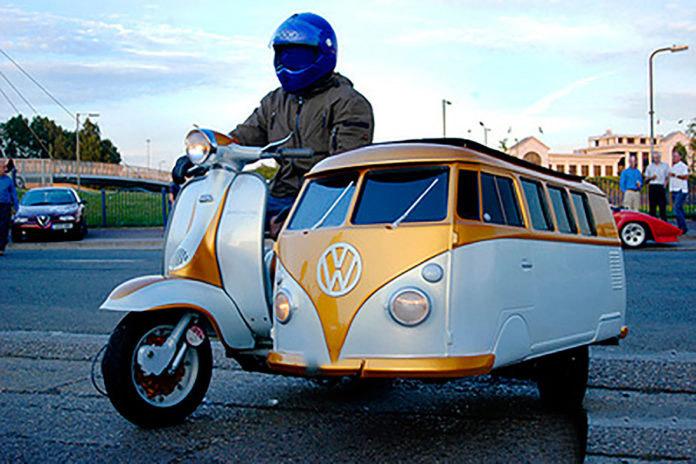 vespa Volkswagen