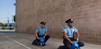 Ecco la fine che hanno fatto i poliziotti in motocicletta