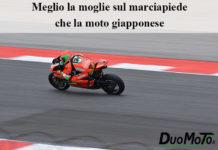 Frasi Divertenti - Meglio della moto giapponese...