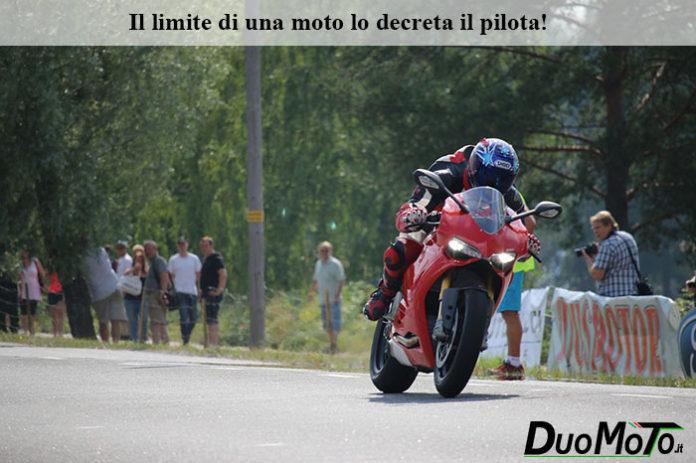 Frasi da Spavaldo - Il limite di una moto lo decreta il pilota