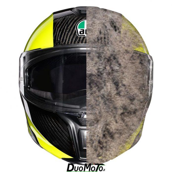 casco sporco