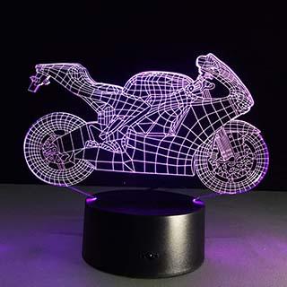 lampada moto