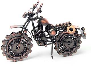 scultura mini moto
