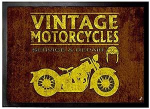 zerbino motociclista