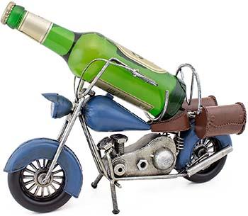 porta bottiglie moto
