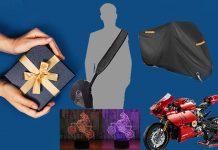 regali motociclista economici