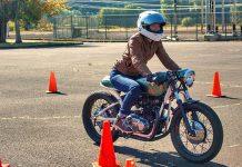 paura di andare in moto