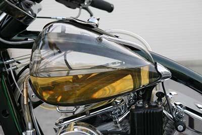 serbatoio carburante moto