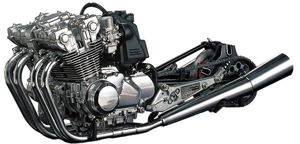 motore a 4 cilindri