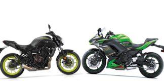 migliori moto 600